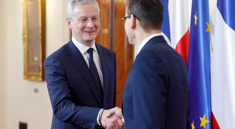 Minister Francji skomentował retorykę USA ws. podatku cyfrowego