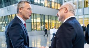 Stoltenberg przekonuje, że Europa i USA robią dużo dla NATO
