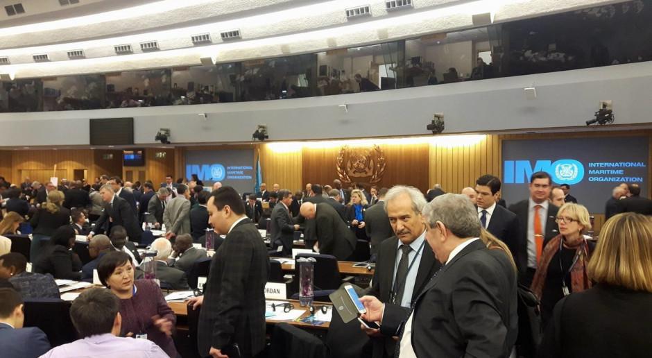 Członkostwo w Radzie Międzynarodowej Organizacji Morskiej nie dla Polski