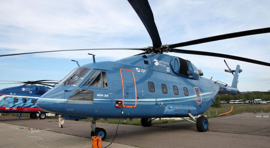 Pierwsze śmigłowce nowego typu dla rosyjskiej armii