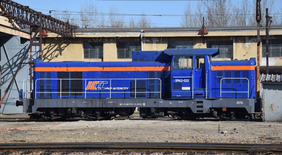Gruntowna modernizacja kilkunastu lokomotyw PKP Intercity