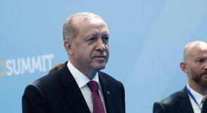 Erdogan znów atakuje Macrona