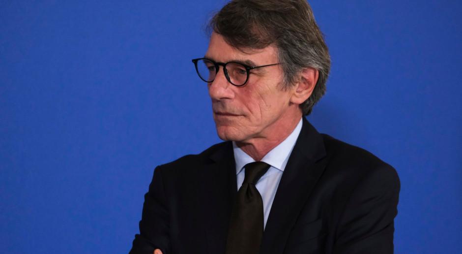 Włochy: Szef Parlamentu Europejskiego: Fundusz Odbudowy wejdzie w życie mimo weta