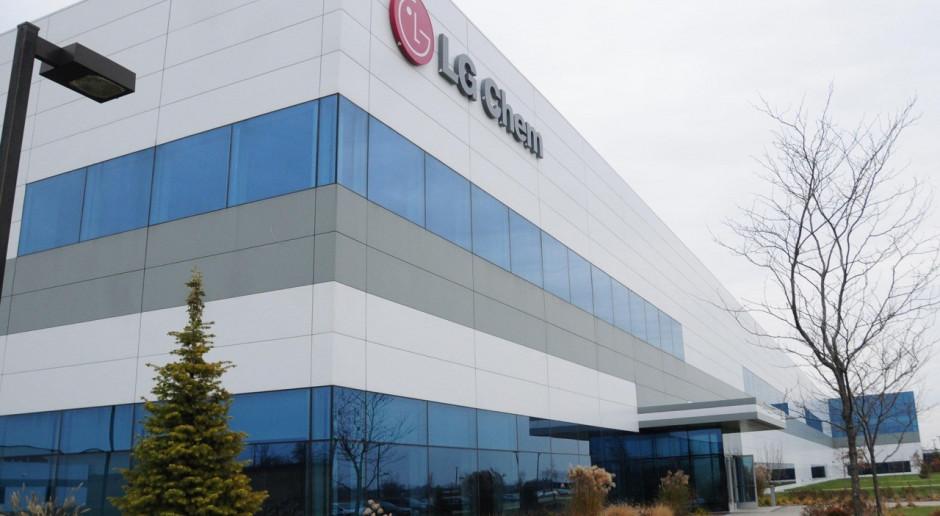 LG Chem zmieni fabrykę telewizorów w zakład produkujący baterie