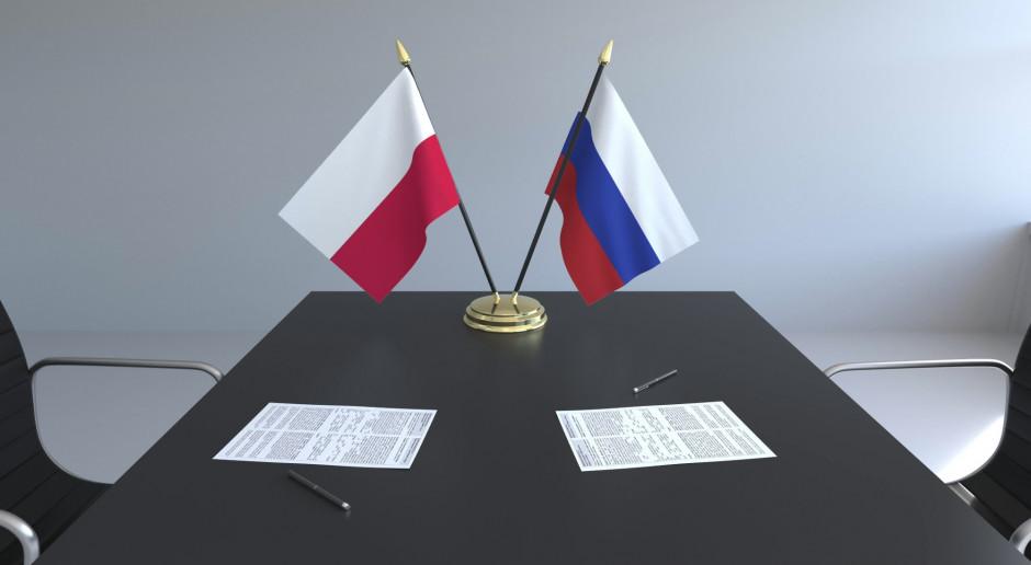 Polska powinna rozwijać dialog z Rosją tam, gdzie to możliwe