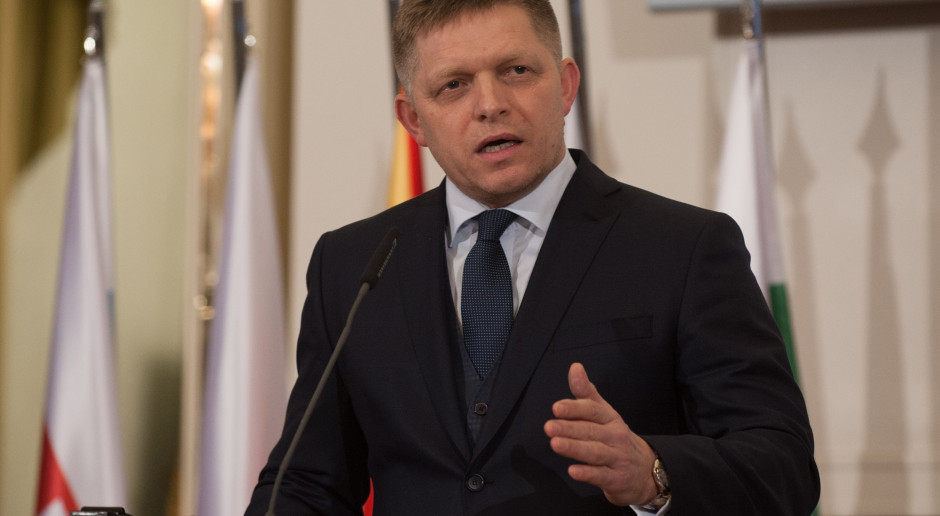 Są zarzuty dla byłego premiera Słowacji