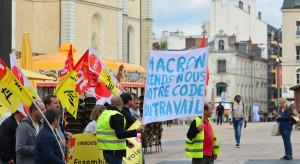 Frekwencja w strajku generalnym we Francji zaskoczyła wszystkich, ale są różne liczby uczestników