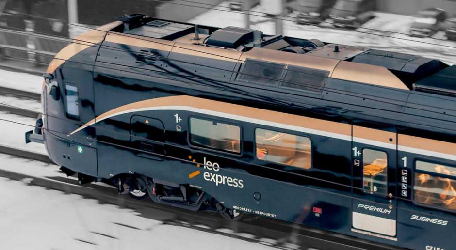 Leo Express rozpędza się na polskich torach. Ruszają kolejne pociągi