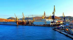 Historyczna grecka stocznia już w rękach Amerykanów