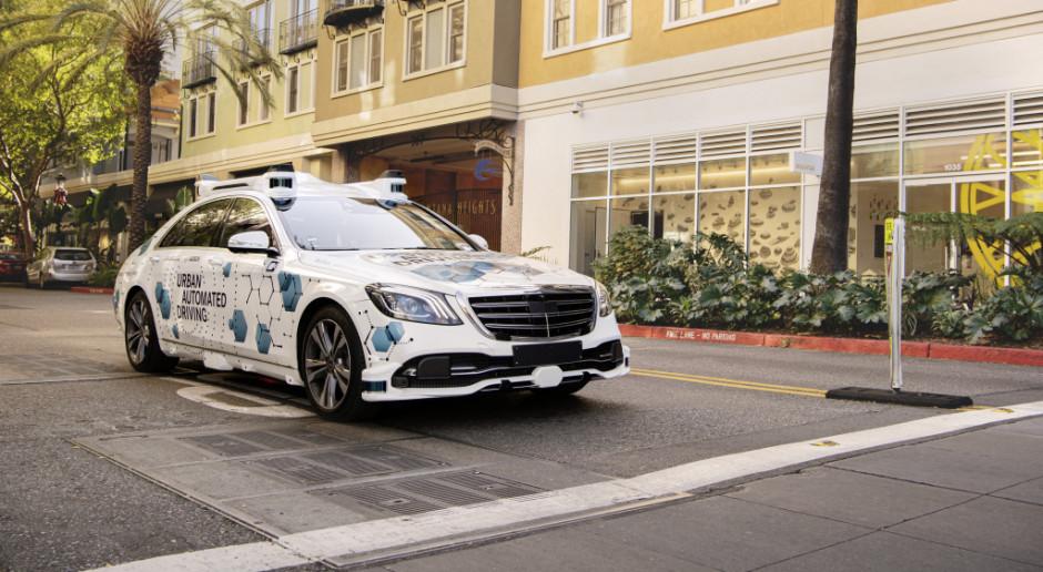Mercedes-Benz i Bosch wypuściły autonomiczne limuzyny na ulice San Jose