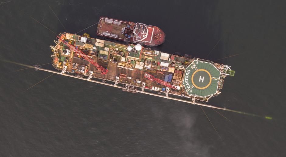 Statek rosyjski budujący Nord Stream 2 jest na wodach duńskich