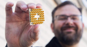 Intel zaprezentował czip na potrzeby komputerów kwantowych
