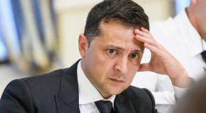 Prezydent Ukrainy: Krym nie będzie ceną za pokój w Donbasie