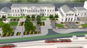 Sosnowiec bez wykonawcy przebudowy placu przed dworcem