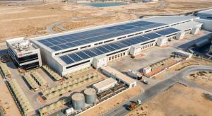 Pierwszy magazyn w 100 proc. korzystający z energii solarnej