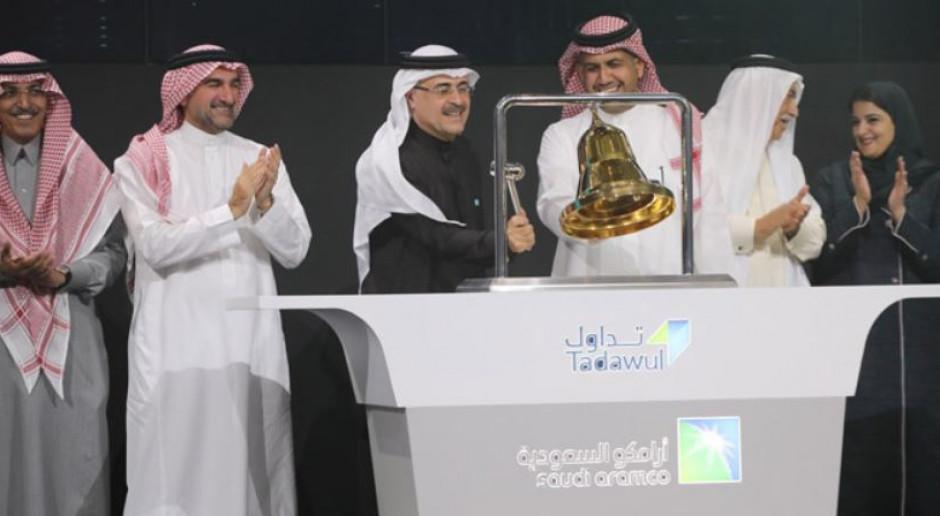 Saudi Aramco - największy koncern giełdowy na świecie
