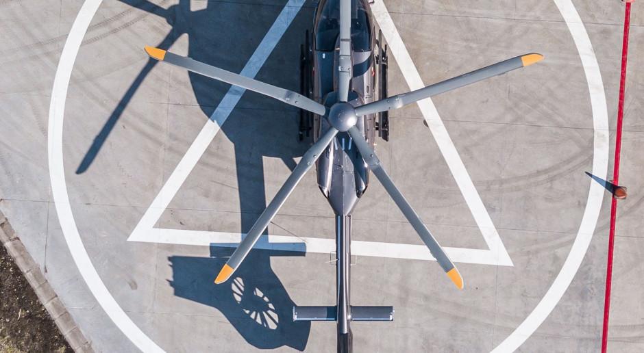 Airbus i Aston Martin wspólnie zbudują helikopter