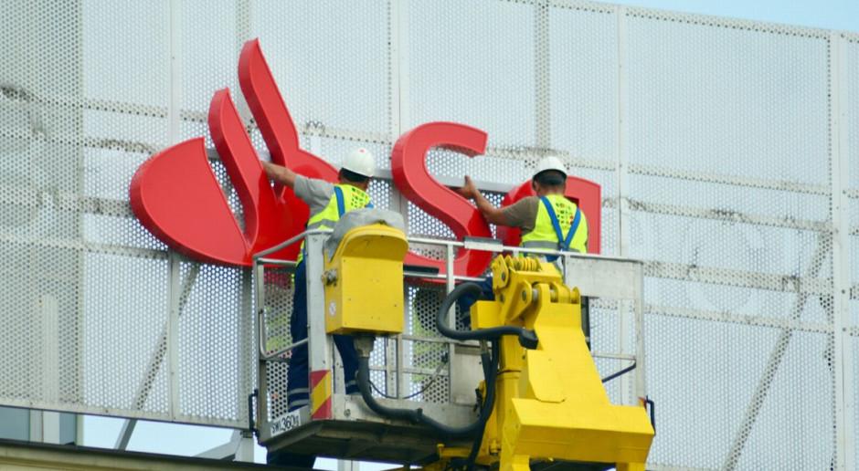 Santander liderem wzrostów, a Mabion spadków na GPW