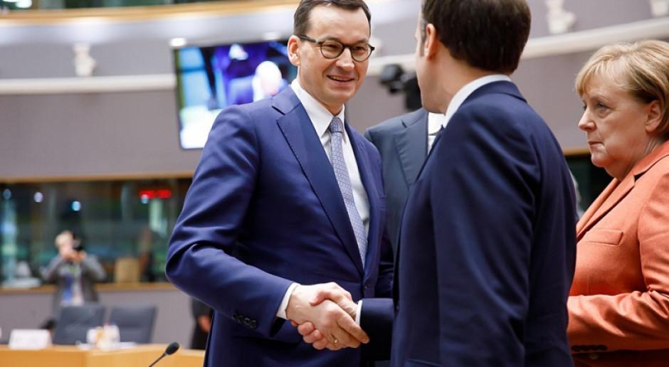 Mateusz Morawiecki: Polska dokonała ogromnych wysiłków w redukcji emisji CO2