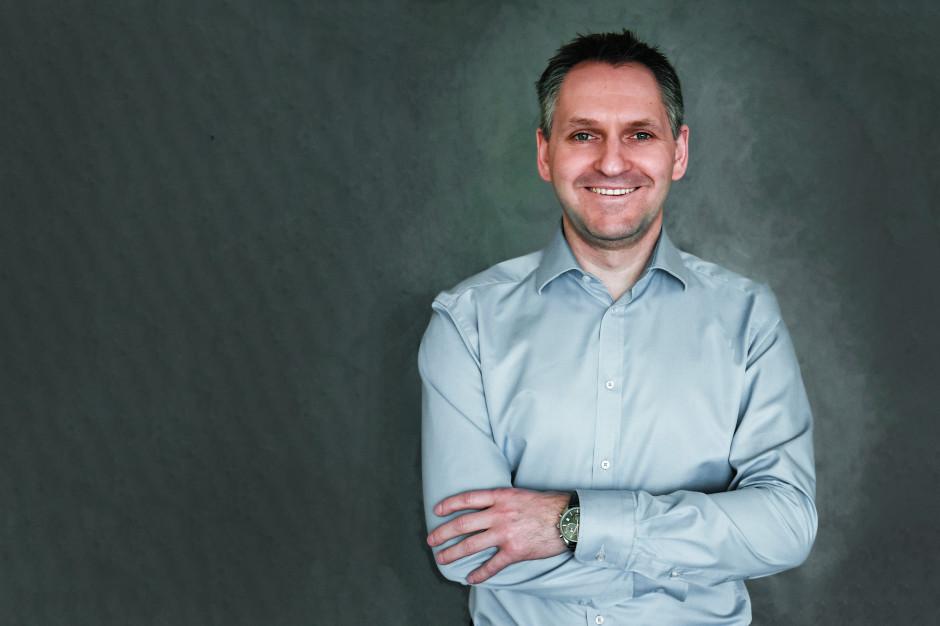 Tomasz Żurawik, kierownik ds. rozwoju usług technicznych w TÜV NORD Polska. Fot. mat. pras. Dagmara Machnicka