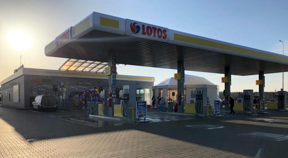 Już pół tysiąca stacji paliw w sieci Grupy Lotos