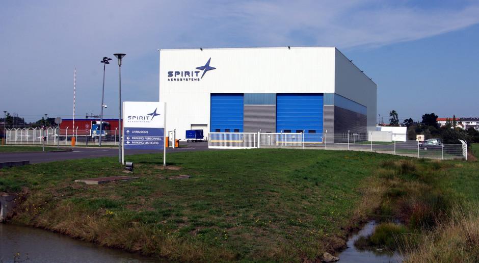 Spirit AeroSystems wstrzymał produkcję części do Boeingów 737 Max