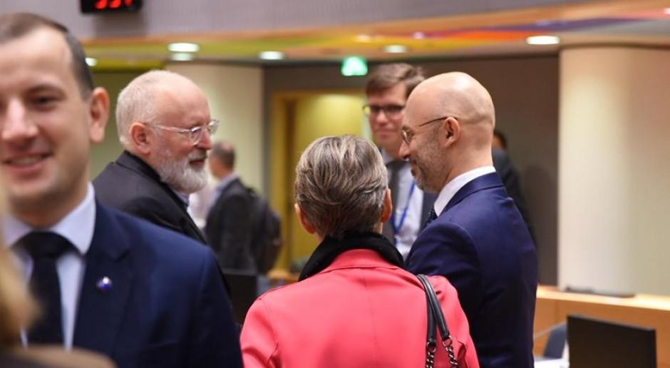 Michał Kurtyka: Polska chce i będzie dążyć do osiągnięcia neutralności klimatycznej
