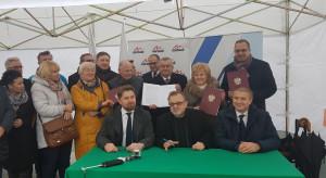 Umowa na budowę odcinka obwodnicy Zawiercia i Poręby