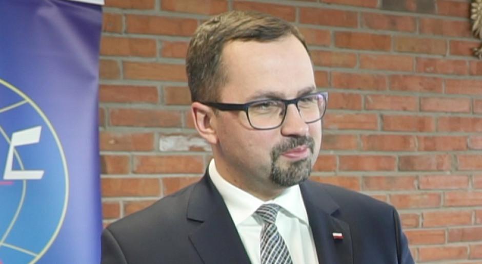 Marcin Horała: pierwsze samoloty z CPK polecą w 2027 r.