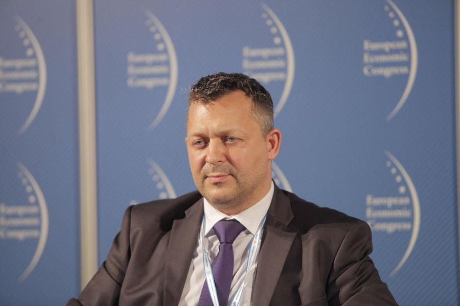 Andrzej Kobielski, członek zarządu i dyrektor handlowy Enter Air, fot. PTWP