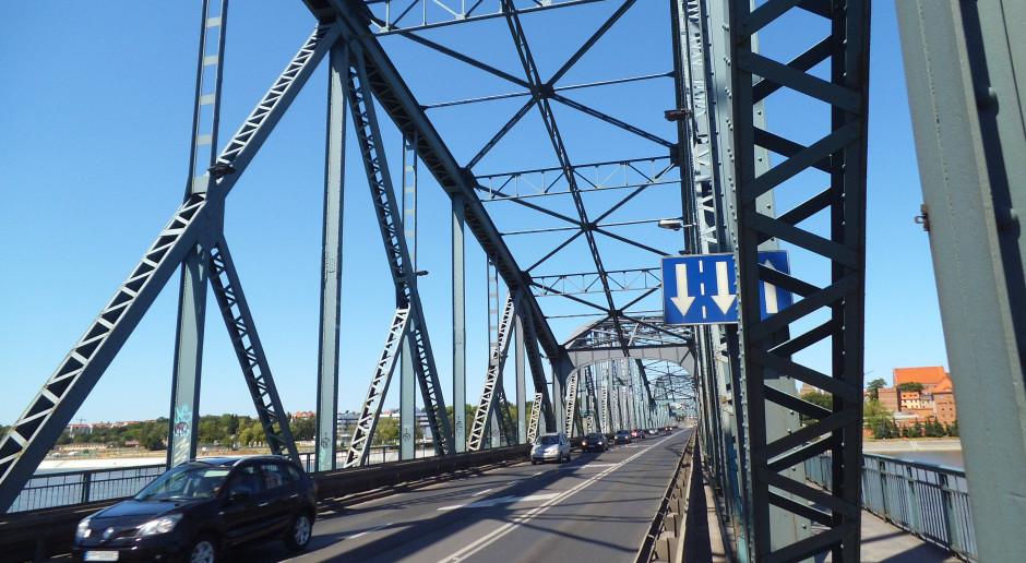 Toruński most drogowy  im. Piłsudskiego zostanie przebudowany