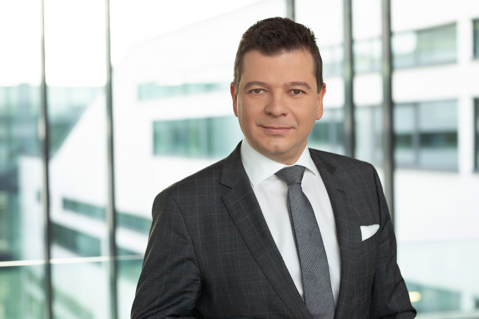 Wojciech Trojanowski, fot. Strabag