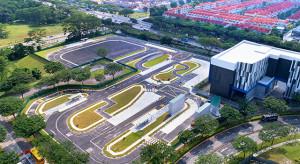 Singapur rozpoczął testy samochodów bez kierowców