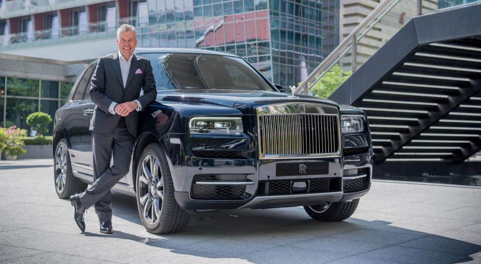 Popyt na luksusowe auta znowu rośnie