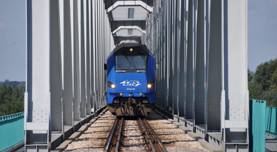 PKP LHS liczy na kilkaset pociągów rocznie z Chin do Sławkowa
