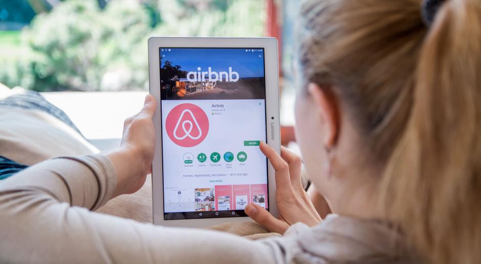 Airbnb zebrało miliard dolarów na ratowanie firmy