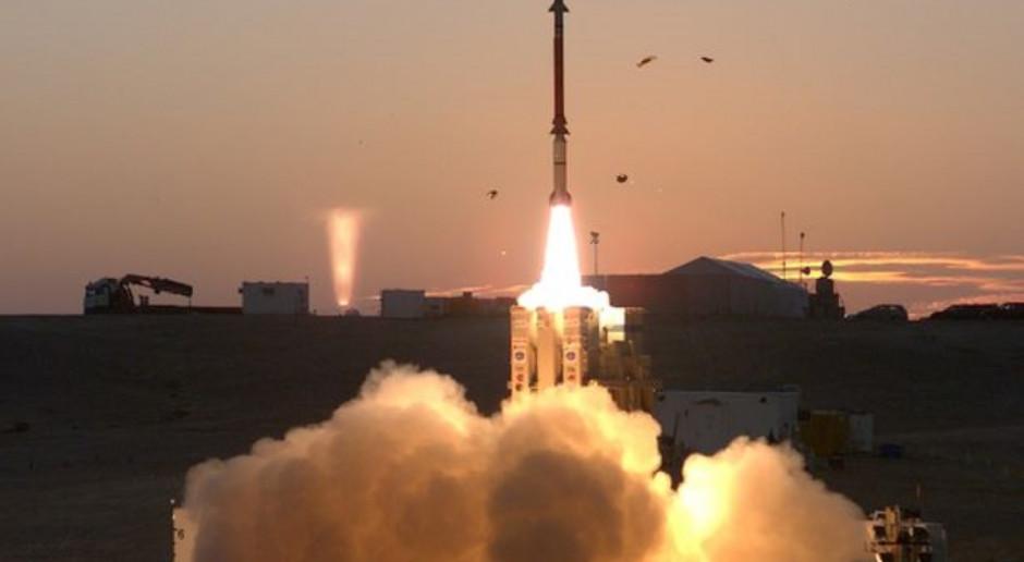 """Izrael pochwalił się bronią laserową. """"Wkraczamy w nową erę wojny"""""""