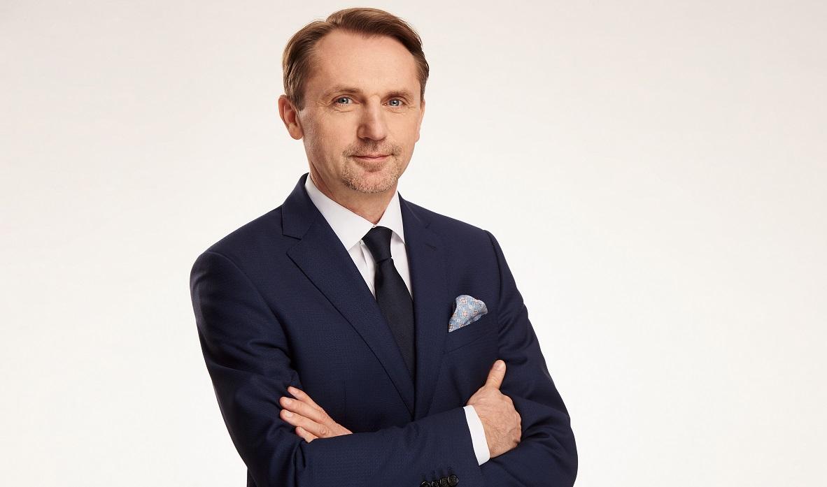 Dariusz Blocher, prezes Budimeksu. Fot. mat. pras.