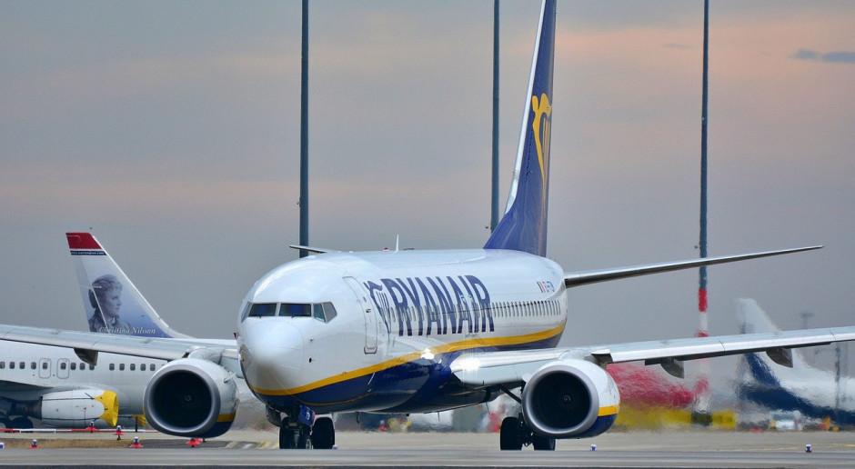 Ryanair otworzył połączenie z Katowic do Chersonia