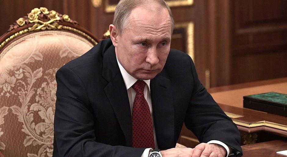 Władimir Putin pozytywnie ocenia ustalenia OPEC+