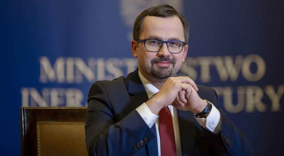 Marcin Horała: przygotowania do budowy elektrowni jądrowej trwają