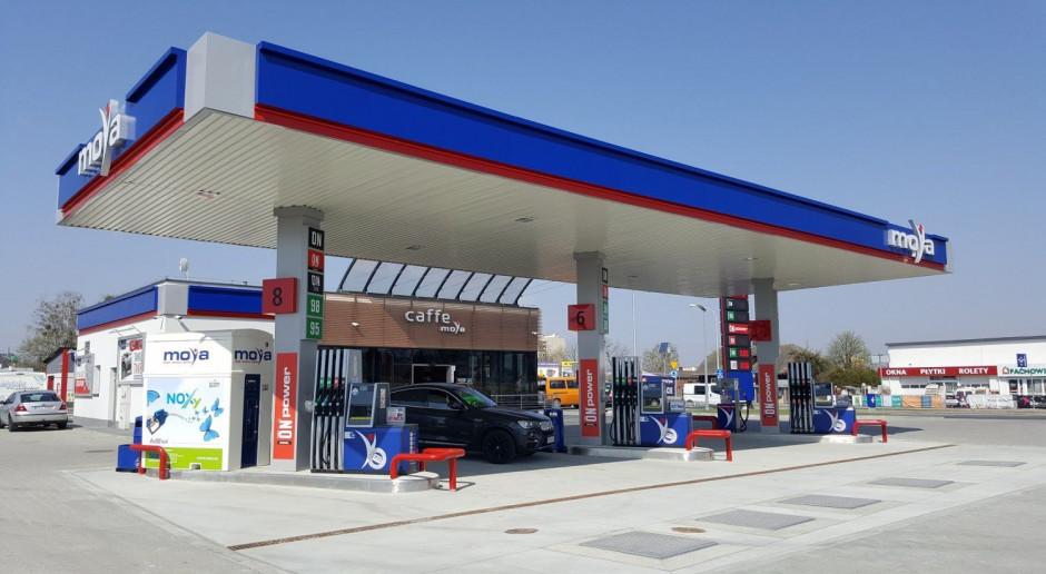 Anwim chce otwierać dziesiątki stacji paliw Moya rocznie i ma na to pieniądze