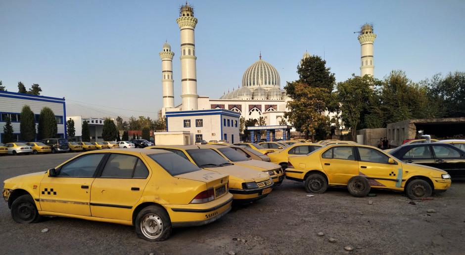 #TydzieńwAzji: W Duszanbe pojedziemy tylko nowymi taksówkami