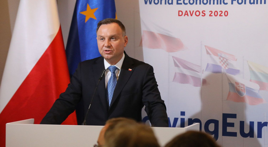Andrzej Duda: Polska rozwinie się jako hub technologiczny