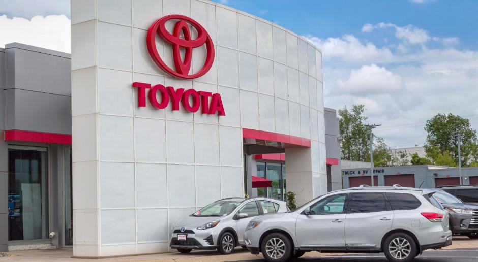 Dyrektor Toyoty ds. konkurencji rezygnuje ze stanowiska