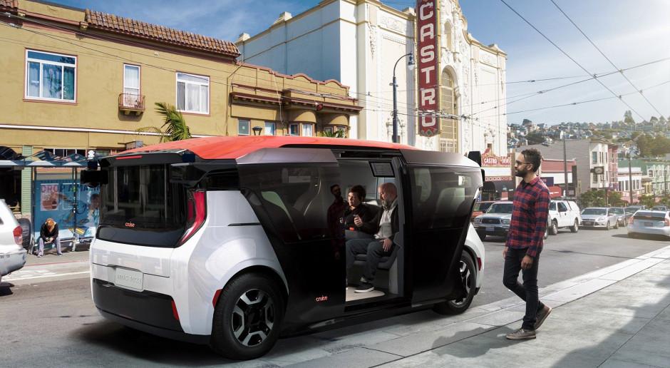 Amerykanie skierują do produkcji w pełni autonomiczny samochód