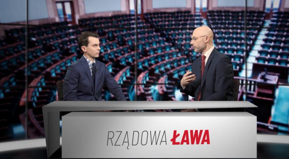 Minister klimatu Michał Kurtyka o zmianach w polskim miksie energetycznym