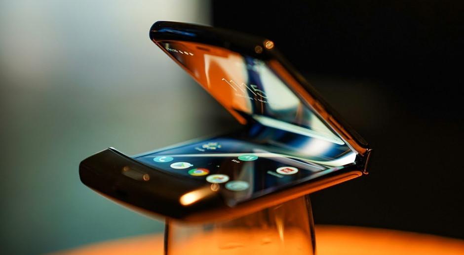 Składana Motorola Razr już w Polsce - na razie tylko u jednego operatora