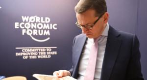 Mateusz Morawiecki: chcemy Europy jako globalnego gracza