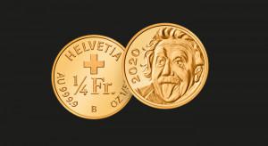 Powstała najmniejsza złota moneta na świecie